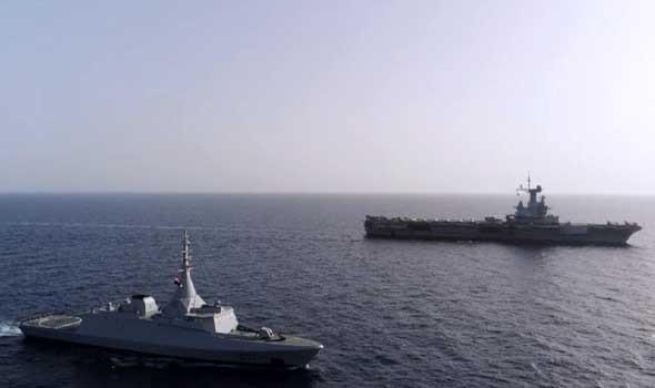 مصر اليوم - القوات البحرية المصرية تحتفل بعيدها الـ54 بتنفيذ عدد من التشكيلات البحرية والجوية