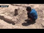 مصر اليوم - شاهد أجمل حدائق دير الزور السورية تتحوّل إلى مقبرة