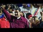 الرئيس الفنزويلي نيكولاس مادورو يفوز بولاية ثانية