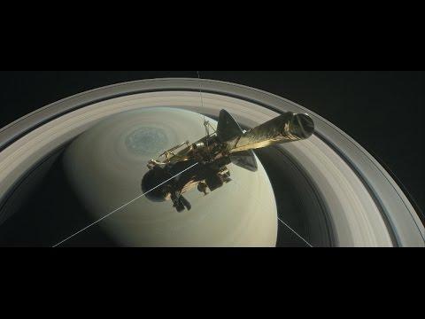 مصر اليوم - شاهد ناسا تعرض اقتراب دخول مسبار كاسيني كوكب زحل