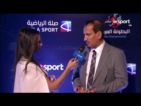 لقاء مع عبد الرحمن نمر نائب رئيس نادى الهلال السعودي