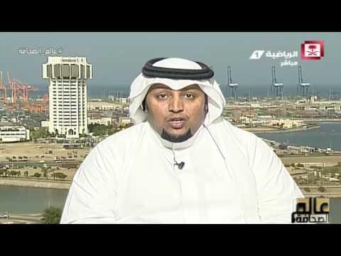 بالفيديو جابر العميري يطالب أنمار الحايلي بتقديم شيك بـ 100 مليون ريال