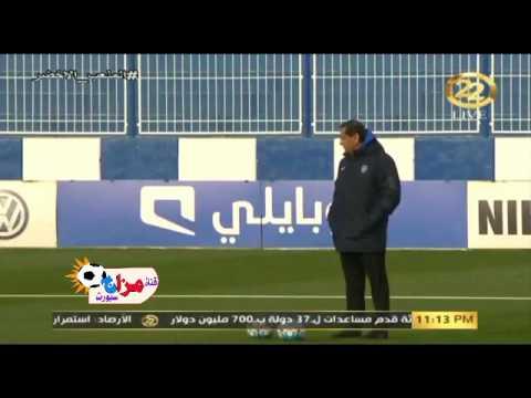 بالفيديو  مدرب الهلال السعودي يوصي باستمرار ثلاثة من الأجانب