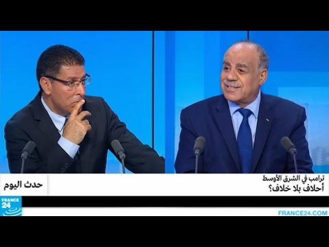 مصر اليوم - شاهد ترامب في جولة في الشرق الأوسط