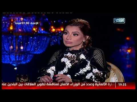 مصر اليوم - شاهد لميس جابر ترى أن ابن عامل القمامة أحسن له يطلع زبّال
