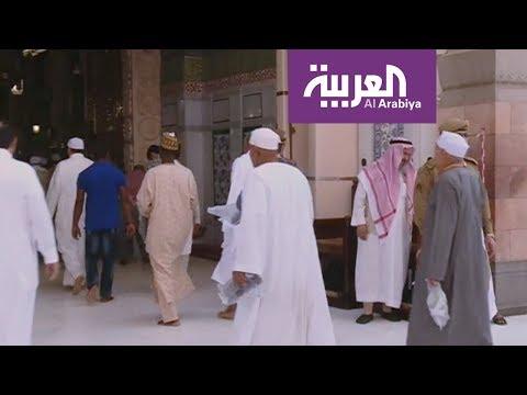 مصر اليوم - 160 بابًا في المسجد النبوي تخضع لرقابة ميدانية