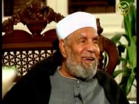 مصر اليوم - الإمام الشعراوي يوضح علامات ليلة القدر