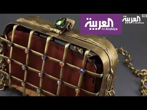 مصر اليوم - شاهد المصممة عايشة رمضان تستوحي مجموعتها لازور 2018 من البحر