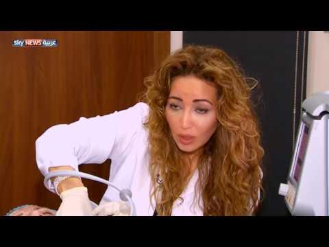 مصر اليوم - شاهد تقنية جديدة للمحافظة على نضارة الوجه