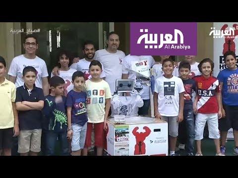 مصر اليوم - روبوت مصري لصنع حلوى البنات