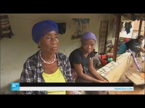 مصر اليوم - شاهد أهالي سيراليون يحاولون إيجاد المفقودين من أسرهم