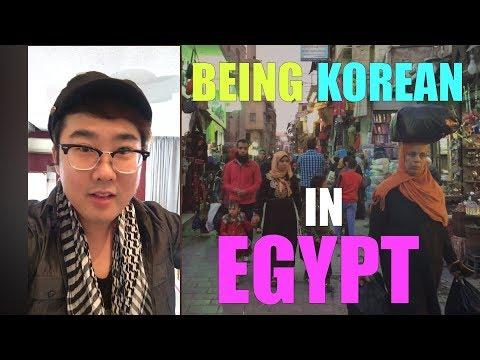 مصر اليوم - شاهد شاب كوري يكشف انطباعه عن زيارة مصر
