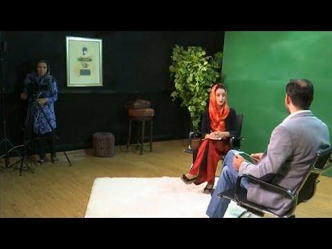 مصر اليوم - شاهد زان تي في قناة تلفزيونية للنساء فقط في أفغانستان