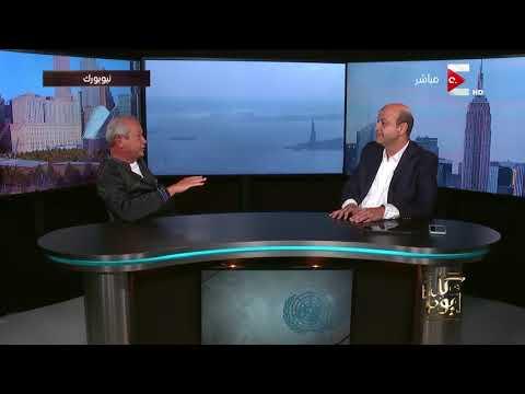 مصر اليوم - عمرو أديب يتحدث مع نجيب ساويرس عن ثروته