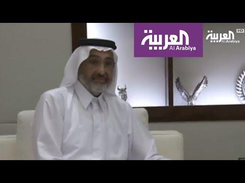 مصر اليوم - شاهد الشيخ عبد الله آل ثاني وسيط الخير بين الدول