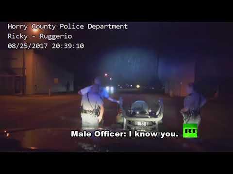 مصر اليوم - شاهد الشرطة الأميركية تطارد عمدة على آلة جز العشب