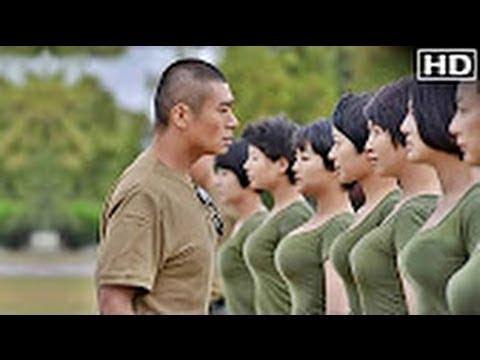 مصر اليوم - شاهد عرض عسكري خيالي لجيش السيدات الصيني