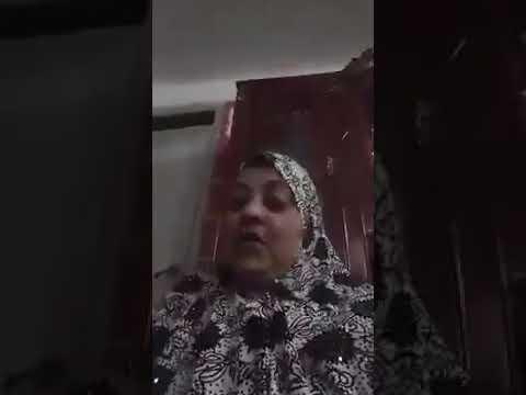 بالفيديو  أم مصرية تفضح تصرفات ابنتها على فيسبوك