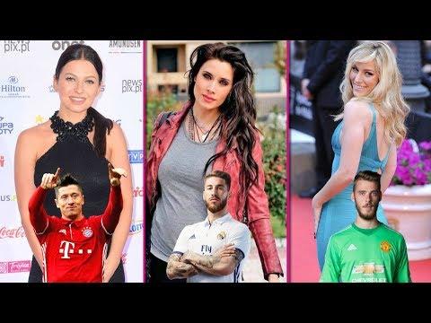 شاهد أجمل زوجات لاعبي كرة القدم
