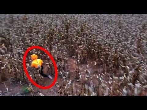 بالفيديو 11 شيئًا مروعًا تم تصويره بالطائرات الآلية