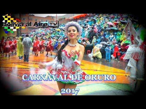 شاهد انطلاق مهرجان سيد القوى العظمى في شوارع بوليفيا