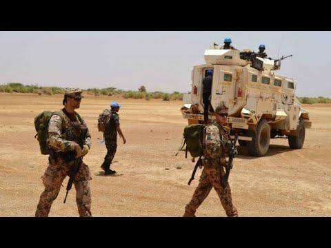 شاهد مقتل جنديين فرنسيين وإصابة ثالث بانفجار لغم في مالي