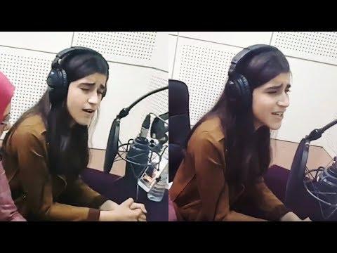 نور وسام تبدع في غناء أغنية مسافر لذكرى