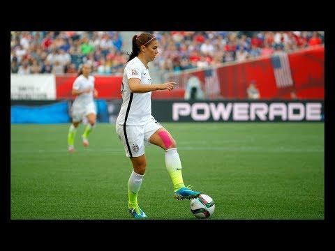 شاهد سحر النساء فى كرة القدم