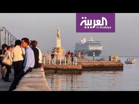 شاهد4 موانىء سعودية تستعد لجذب عشاق سياحة الكروز