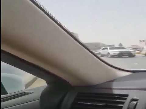 شاهد رد فعل أشخاص مع سائق سيارة مُتهوّر