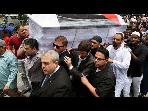 شاهد مراسم تشييع جنازة مهندس الطاقة الفلسطيني