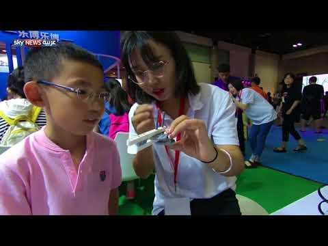 شاهدانطلاق  الدورة الخامسة من مهرجان العلوم في بكين