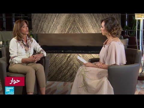نورا جنبلاط تؤكد أن مهرجانات بيت الدين جاءت إيمانًا بدور لبنان الحضاري