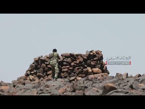 شاهدالجيش الحكومي السوري يحقق تقدمًا ميدانيًا حاسمًا