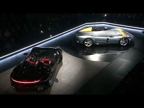 شركة فيراري للسيارات تخطط لإطلاق 15 طرازًا جديدًا