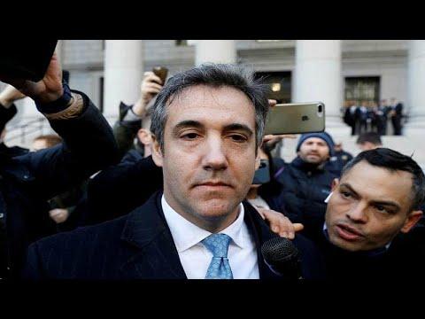 شاهد الادعاء الأميركي يطالب باعتقال محامي دونالد ترامب السابق