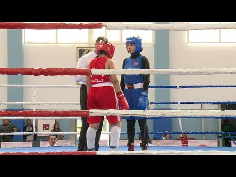 شاهد اتحاد الملاكمة يحتفي بالبطلات المغربيات في أمسية رياضية