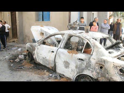 شاهد انقسام داخل الأسرة الدولية بشأن الحرب في طرابلس