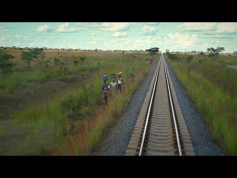 شاهد افتتاح ممر لوبيتو لعبور معادن وثروات جنوبي أفريقيا