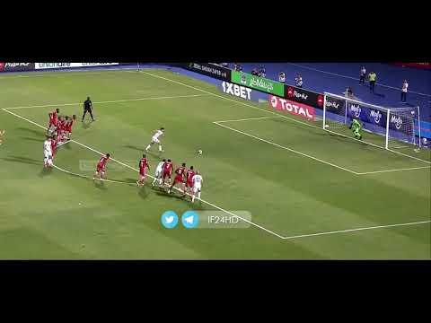شاهد هدف الجزائر الأول بقدم بغداد بونجاح ضد كينيا