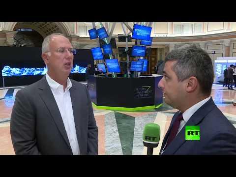 شاهد كيرل دميترييف يؤكد استمرار روسيا في تعزيز المشاريع الاستثمارية مع السعودية