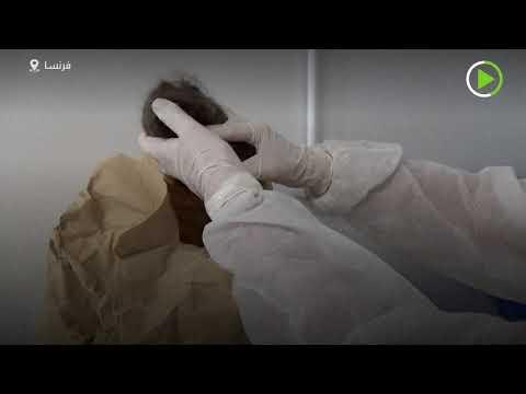 شاهد مصففو الشعر في فرنسا يستعملون شعر الإنسان لتنظيف البيئة