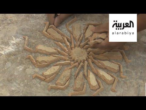 شاهد الصناع التقليديون في المغرب يعودون لأعمالهم