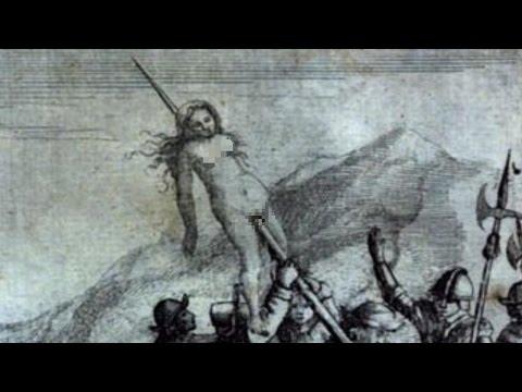 شاهد أبشع عشرة أنواع تعذيب استخدمت في التاريخ