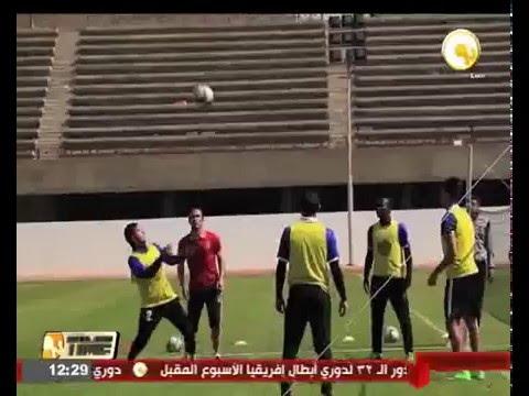 مصر اليوم - الأهلي يواصل استعدادته لمباراة ريكرياتيفو الأنغولي
