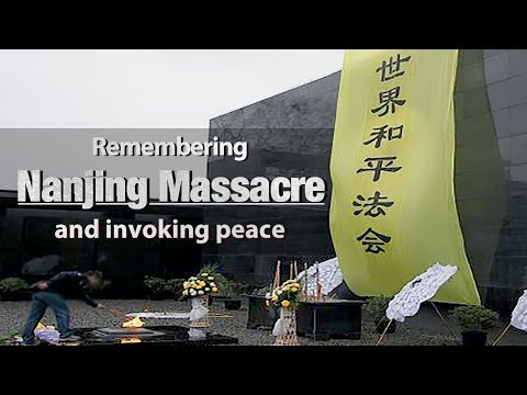 remembering nanjing massacre