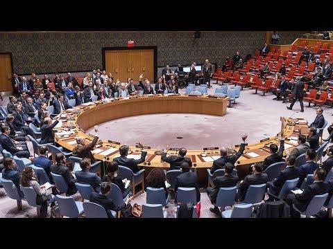 un adopts new sanctions against the dprk