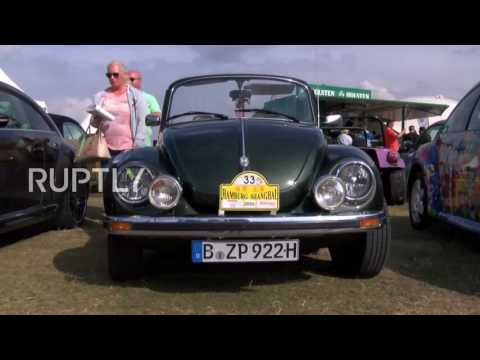 volkswagen gathers owners and fans