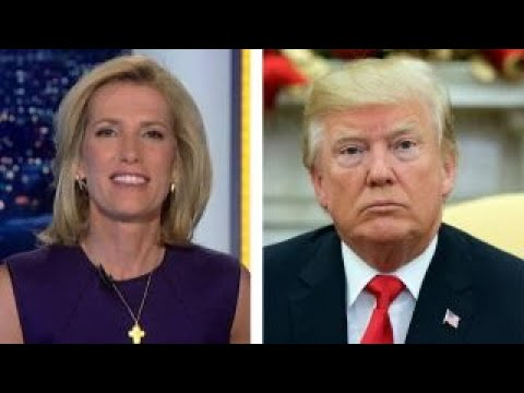 ingraham who is really crazy trump