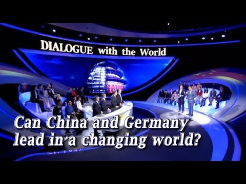 can china and germany lead in a changing world